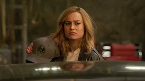 New Captain Marvel Trailer Has More SHIELD And Shape-Shifting Skrulls