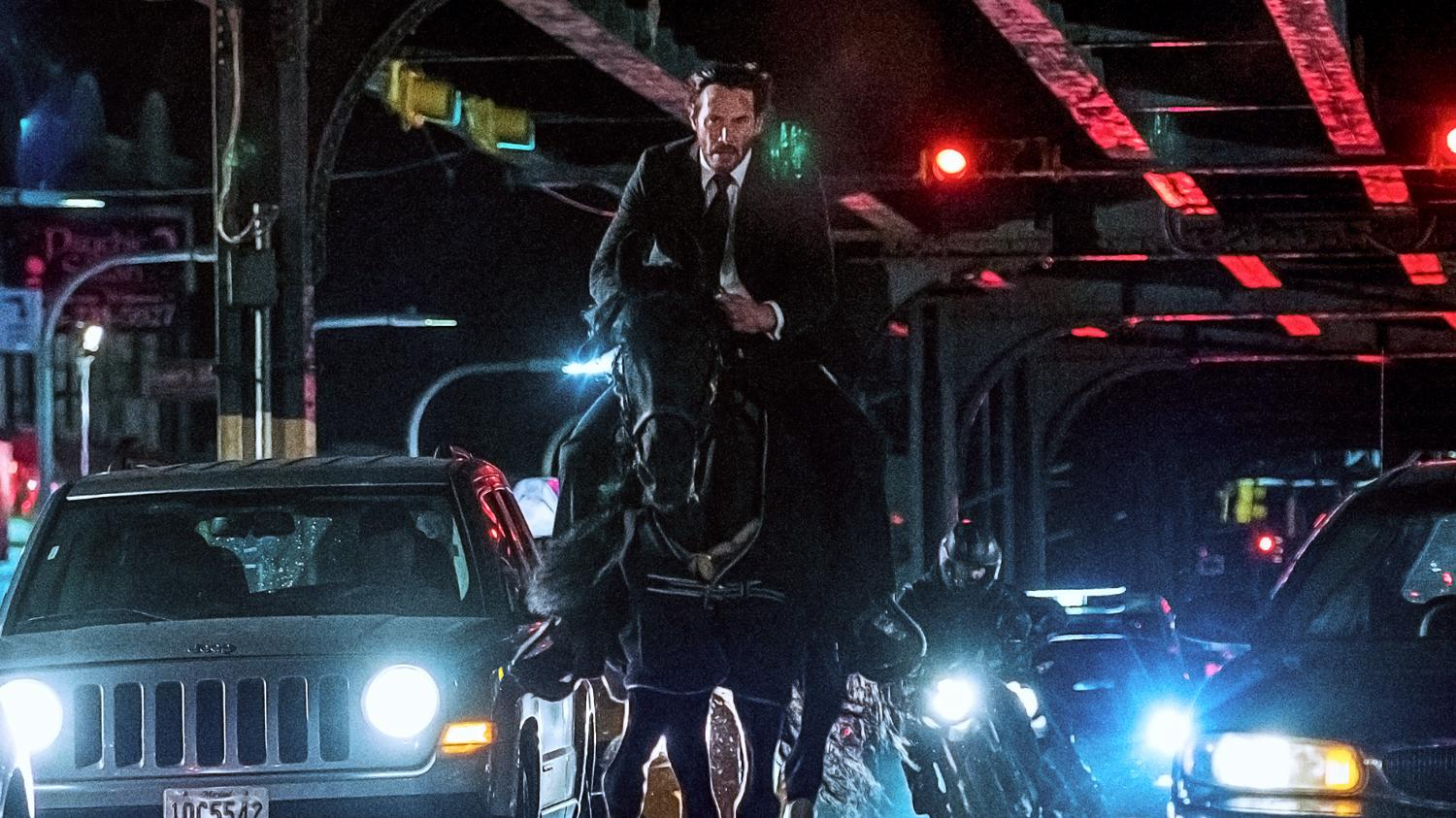 John Wick Chapter Three Is Officially Subtitled Parabellum   Movies   News