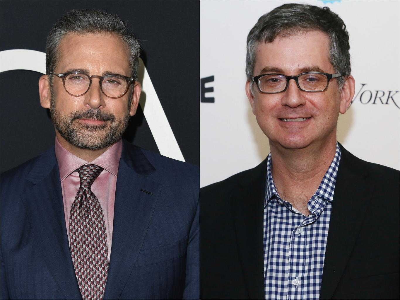 Steve Carell And The US Office's Greg Daniels Working On Space Force Comedy   Movies   News