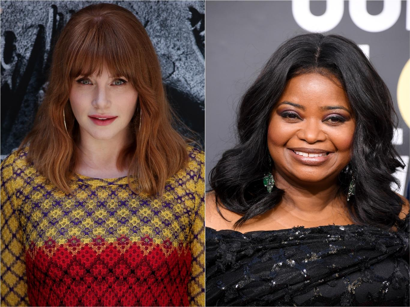 Bryce Dallas Howard And Octavia Spencer Starring In Fairytale Ending   Movies   News
