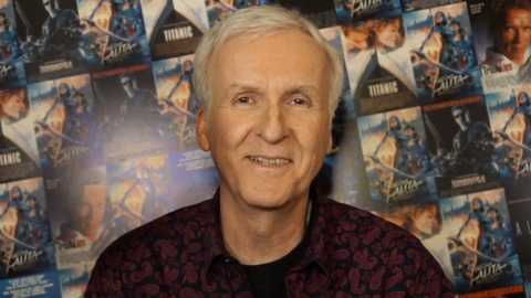 Watch James Cameron Take On Empire's Movie Mastermind Quiz