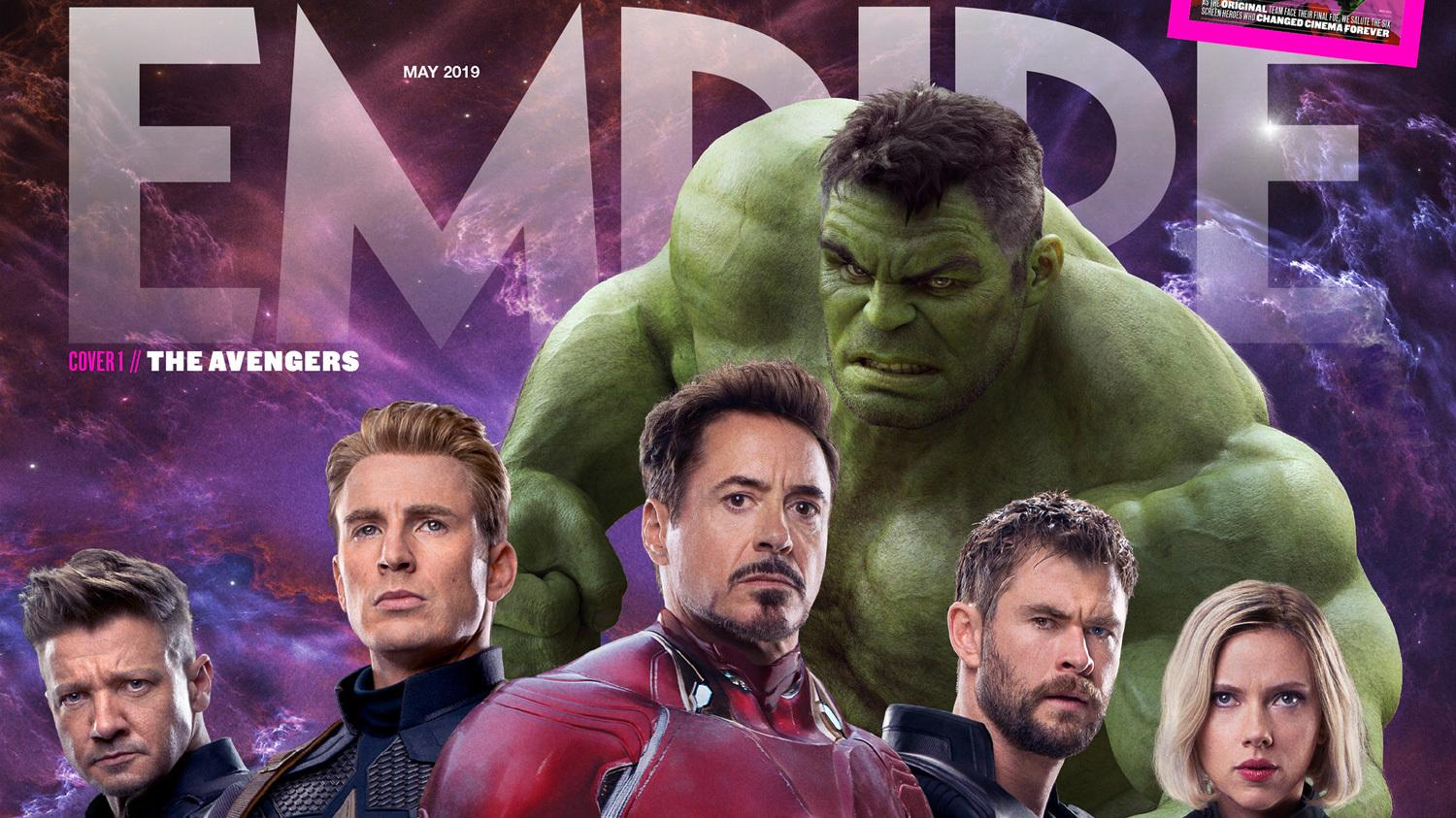 Empire Issue Preview: Avengers Endgame, Danny Boyle, Godzilla II, Blair Witch, Nicholas Hoult