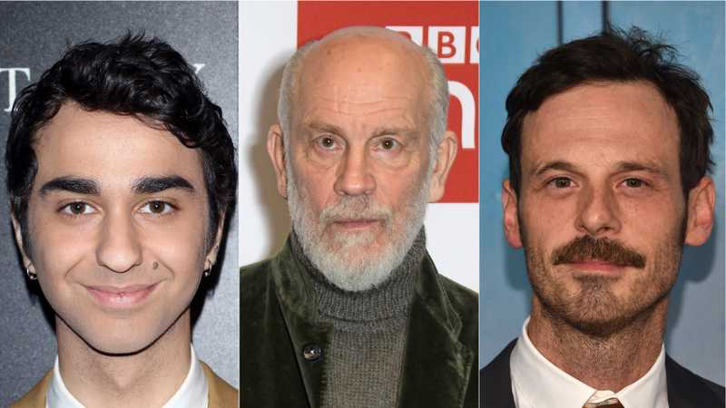 Alex Wolff, John Malkovich, Scoot McNairy And More On For The Line