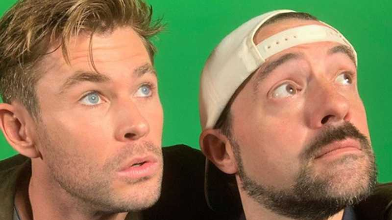 Chris Hemsworth Confirms Jay And Silent Bob Reboot Cameo
