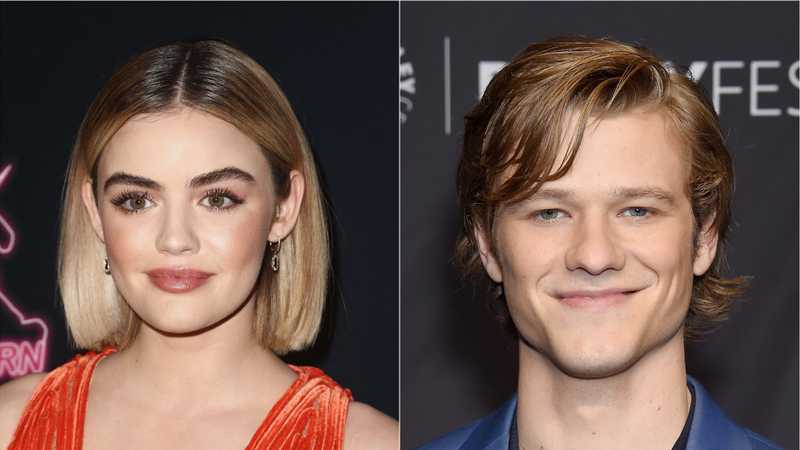 Lucy Hale And Lucas Till Starring In Son Of The South