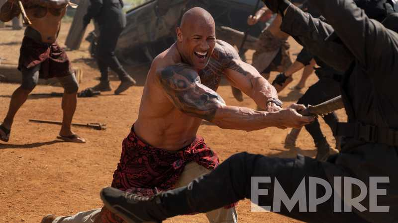 Hobbs & Shaw Promises 'Huge Treat' In The Rock And Roman Reigns Team-Up – Exclusive Image