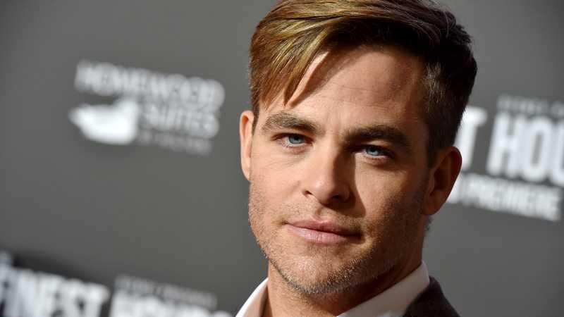 Chris Pine On For Violence Of Action