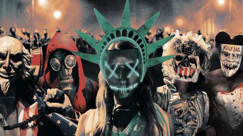 The Next Purge Movie Arrives In 2020