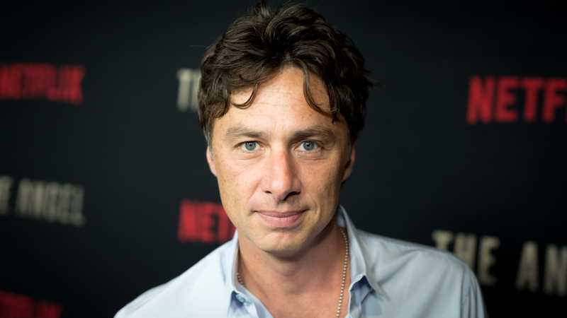 Zach Braff Added To Comedy Remake The Comeback Trail