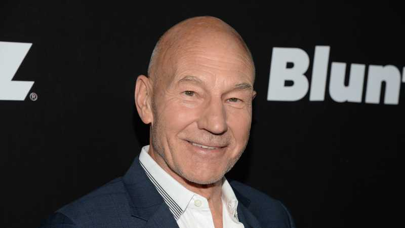 The Star Trek Picard Series Is Named... Star Trek: Picard