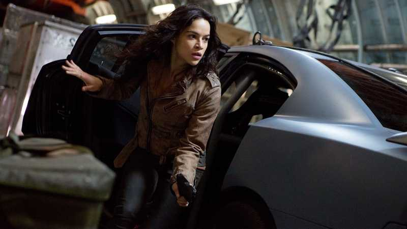 Michelle Rodriguez Confirms She's On For Fast & Furious 9