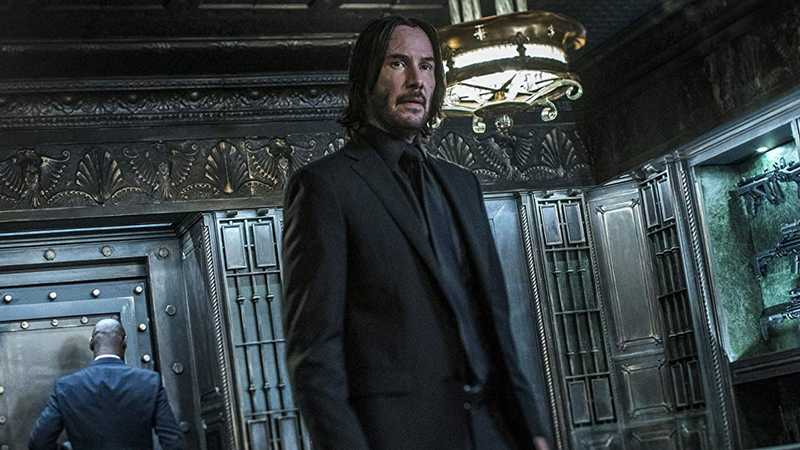 John Wick 3 Punches Its Way To The Top Of The US Box Office