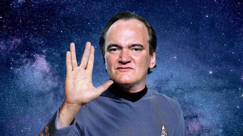 Tarantino's Star Trek Project Is Sweary And R-Rated