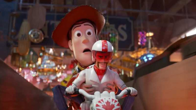 Toy Story 4 Lands Top Of The US Box Office