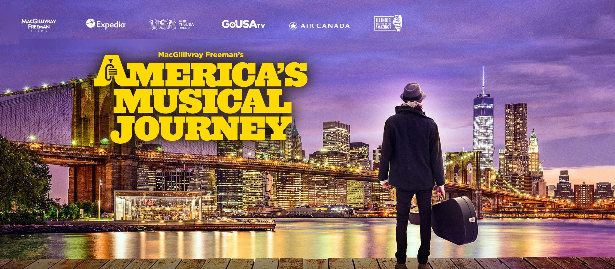 PROMOTION: Win tickets to see America's Musical Journey   Movies   Features