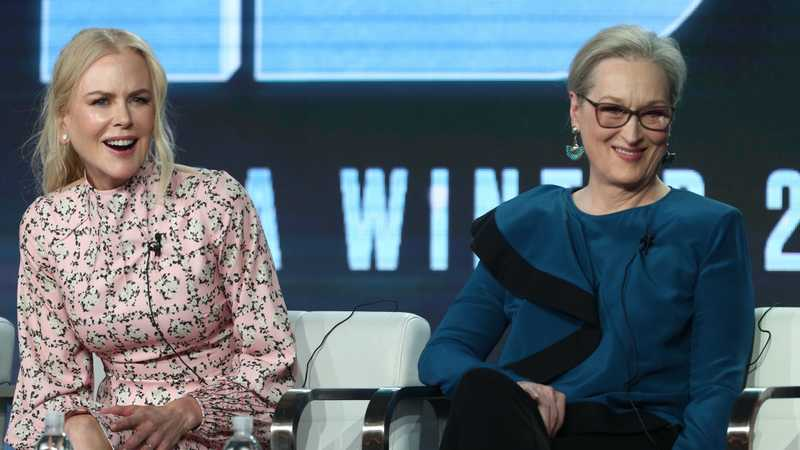 Meryl Streep, Nicole Kidman And More Ready For Musical Movie The Prom